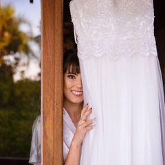 2dd33b1c93 Saia Longa Para Casamento