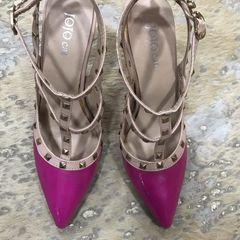 c753bdf6d Scarpin Pink | Comprar Scarpin Pink | Enjoei