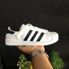22fe12eab4a Tenis Adidas Superstar - Encontre mais belezas mil no site  enjoei ...