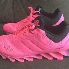 adidas springblade todo rosa