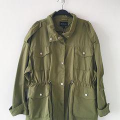 8410034532 casaco jaqueta blazer blusa parka militar feminino inverno capuz enjoei pro  forever-21 fashion.