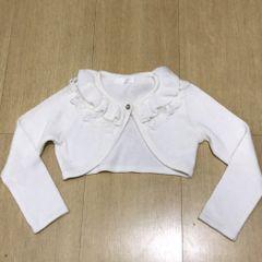 f829ab99e4 bolero de tricot infantil paola