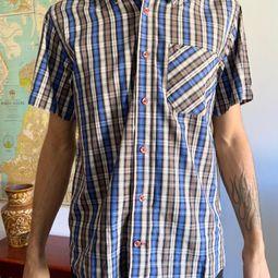 camisa xadrez 42267688