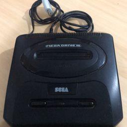 video game mega drive 3 para retirada de pecas 43818900