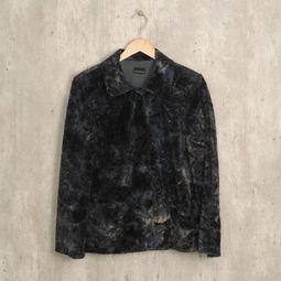 casaco azul petroleo de pelinho lucyinthesky 44974565