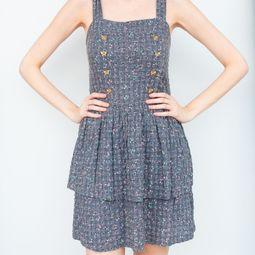 vestido romantico antix 45380330