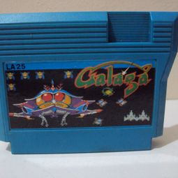 cartucho jogo p video game galaga la 25 super nintendo 36555349
