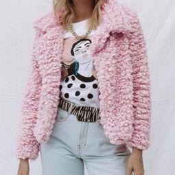 casaco pelucia penelope p m pelinhos 44199687