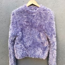 sueter de tricot cropped 45792483