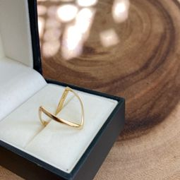 anel ouro 18k 46147694
