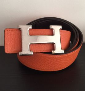 98af4f03feb Cinto Hermes Dupla Face - Encontre mais belezas mil no site  enjoei ...