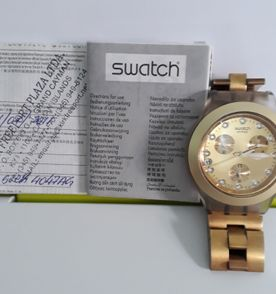 eb41b7d015c Swatch O Relogio Mais Chic - Encontre mais belezas mil no site ...