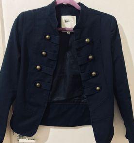 b6ea74000c4 casaco azul marinho pool