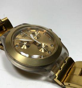 bf230942e1d Relogio De Pulso Ouro - Encontre mais belezas mil no site  enjoei ...