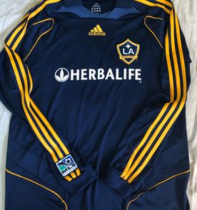 camisa adidas galaxy beckham b33c2b9fbc2e8