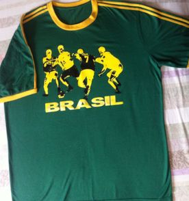 331592cd6424b camiseta do brasil copa do mundo verde amarela unissex copa do mundo