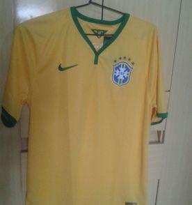 2dd8497d20 Camisa Da Selecao Brasileira De Futebol Masculino - Encontre mais ...