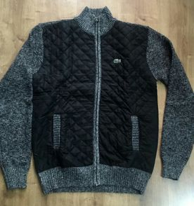 841f8c17a12 jaqueta lacoste masculina preta pronta entrega
