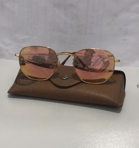 Ray Ban Rosa Espelhado - Encontre mais belezas mil no site  enjoei ... c81a7be381