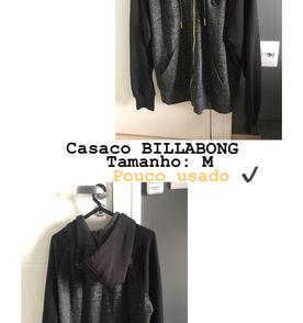 Billabong Casaco Masculino 2019 Novo ou Usado  e13497de1d8