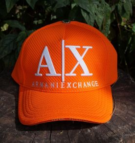 bc2056c513 Armani Exchange Bonés Masculino