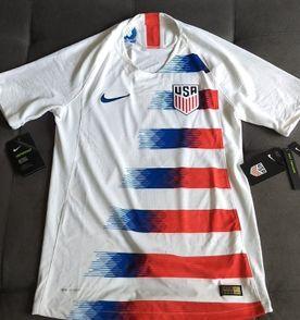 fb41f44f4d camisa oficial nike dos eua usa modelo jogador - raridade - match player