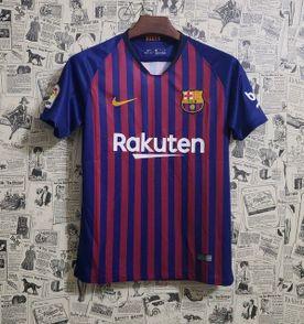 Camisa Barcelona - Encontre mais belezas mil no site  enjoei.com.br ... d889ee77100f6