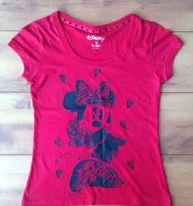 Blusa Personalizada Da Minnie Vermelha - Encontre mais belezas mil ... dc851ad6a7d