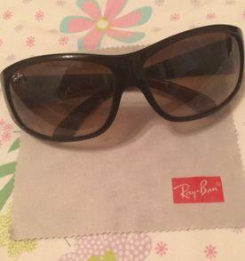Óculos Ray-ban Modelo 3747 Original   Óculos Masculino Ray Ban Usado ... 7fe96dc3af