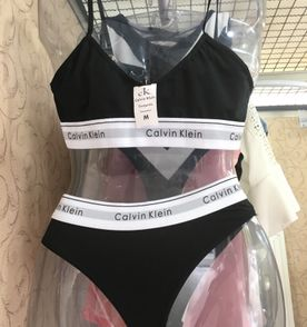 Calvin Klein Calcinha - Encontre mais belezas mil no site  enjoei ... 85ffaa9242