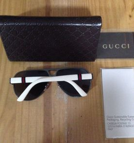 Óculos Gucci   Óculos Feminino Gucci Usado 32013064   enjoei 011e9f9249