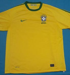 camisa seleção brasileira copa 2010 tamanho g l 80caf72852d33