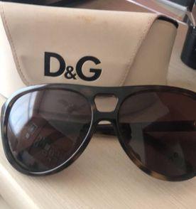 oculos dolce e gabbana marrom modelo mascara original acompanha case e  certificação. d8ff73eb0b