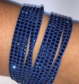 Pulseira Bracelete Slake Swarovski - Encontre mais belezas mil no ... ad599027b8