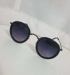 Oculos Redondo Preto - Encontre mais belezas mil no site  enjoei.com ... 8737940085