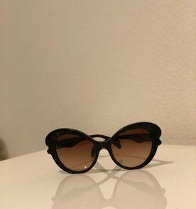 2eff2368585cc Oculos Prada Baroque Quadrado - Encontre mais belezas mil no site ...