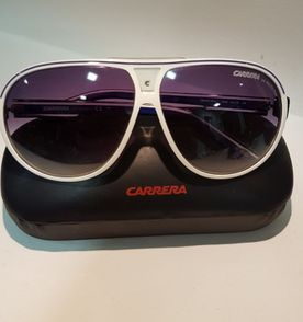 a80e7b72f8575 Oculos Carrera Branco - Encontre mais belezas mil no site  enjoei ...