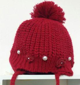 Touca Para Bebe Vermelha - Encontre mais belezas mil no site  enjoei ... 98f6405cf3c