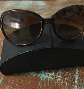 032128889cfbb Prada Óculos Feminino 2019 Novo ou Usado   enjoei