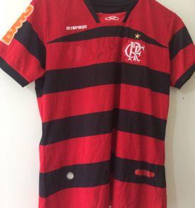 723d7fb93c Camisa Flamengo Nike Autografada - Encontre mais belezas mil no site ...