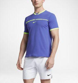cc79982904 camiseta camisa nike rafael nadal aeroreact challenger tênis roland garros  rafa espanha tamanho g