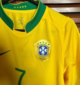 626ab7293d Camisa Oficial Selecao Brasileira - Encontre mais belezas mil no ...