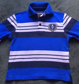 Camisa Polo Lacoste Infantil Tam 4   Roupa Infantil para Menino ... e0ab0987a8