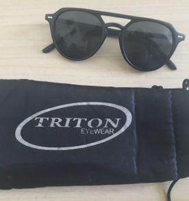 364c833248a07 oculos de sol triton, ideal para rostoa finos, com protecao uv, original