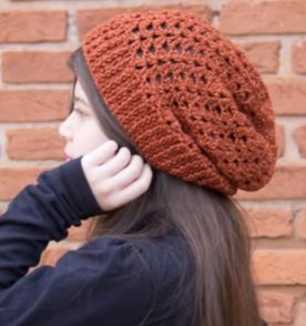 Touca E Gorros Em Croche - Encontre mais belezas mil no site  enjoei ... 5d542e8a2c5
