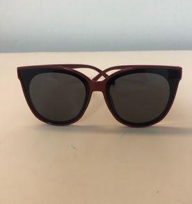 1ba7fddb76c76 Oculos Oversized Preto E Vermelho - Encontre mais belezas mil no ...