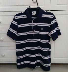 0d7cf5d586d Lacoste Camisa Original - Encontre mais belezas mil no site  enjoei ...