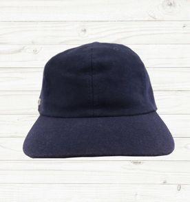 boné lacoste aba curva clássico azul marinho b94396ee449