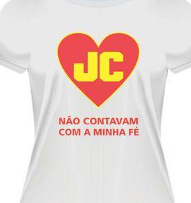 Camiseta Evangelica - Encontre mais belezas mil no site  enjoei.com ... 7ffcb9f1d95