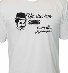 Camisetas Charles Chaplin - Encontre mais belezas mil no site ... 84fdfd606a1a9